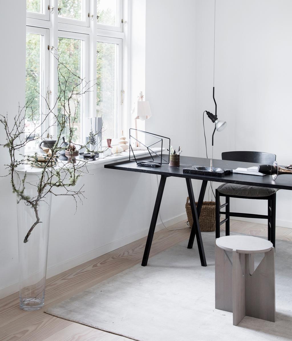 Winterhuis in Kopenhagen | werkkamer | vtwonen 13-2020