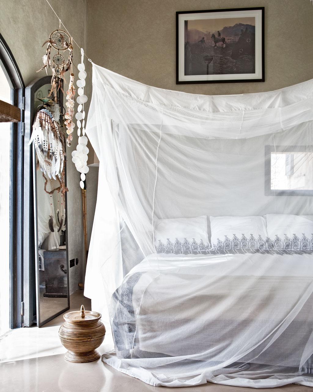 slaapkamer finca mallorca