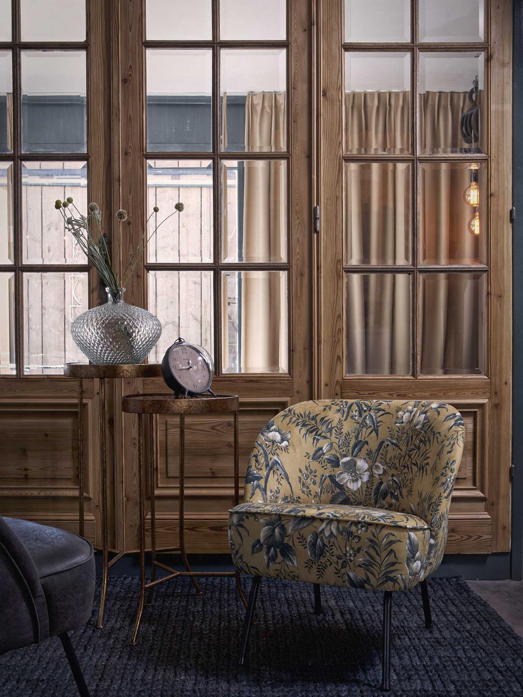 Win fauteuil Vogue van BePureHome - Feestkalender - vtwonen