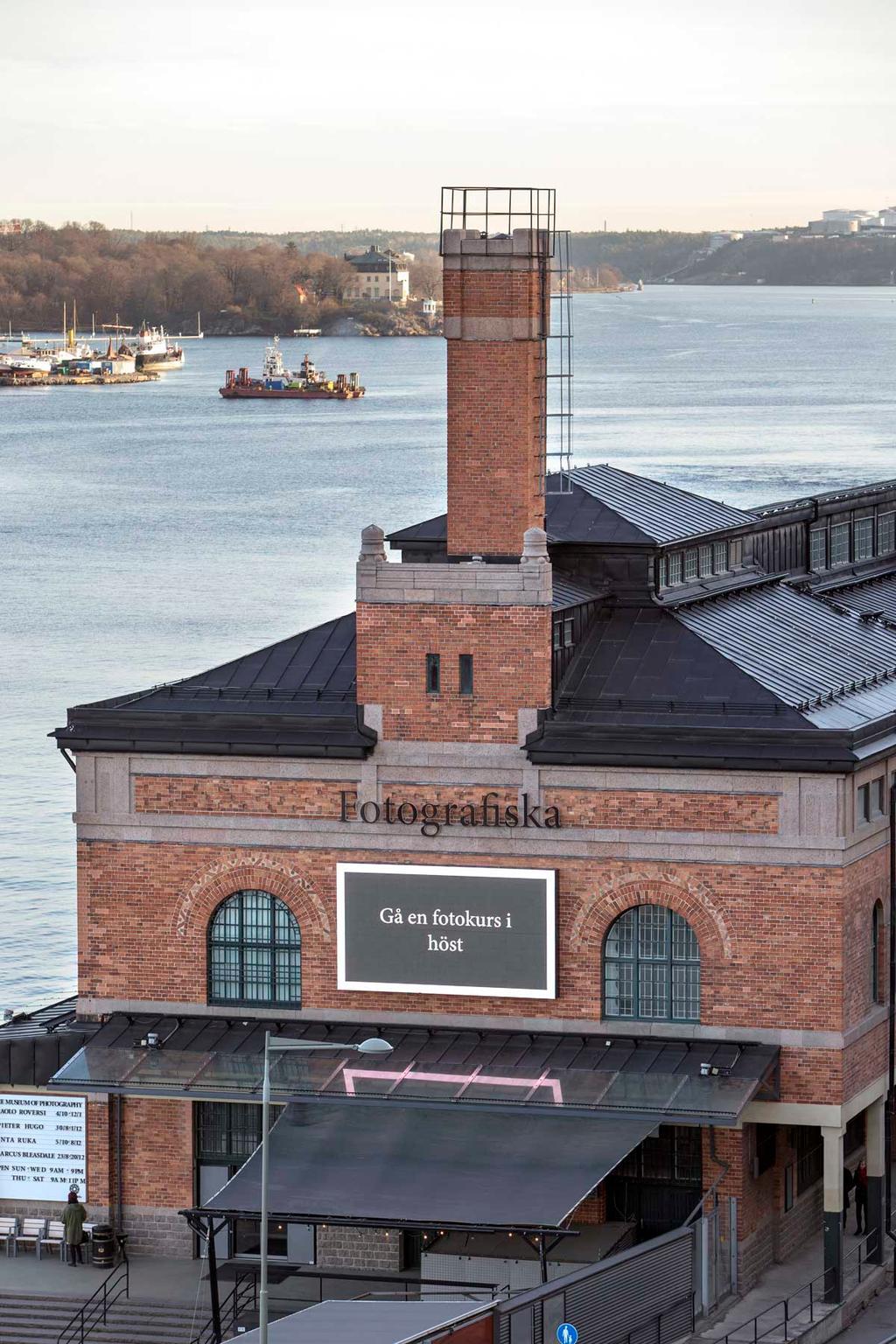 Museum Fotografiska in Stockholm