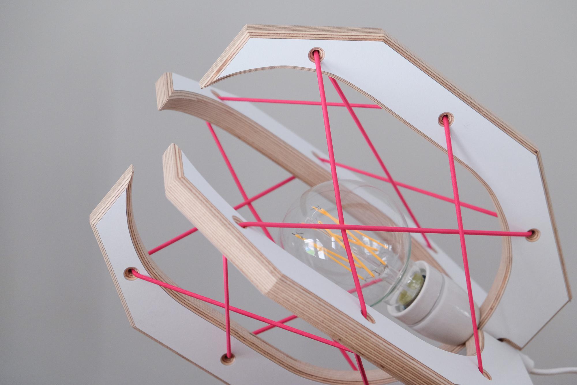 Lamp studio hamerhaai