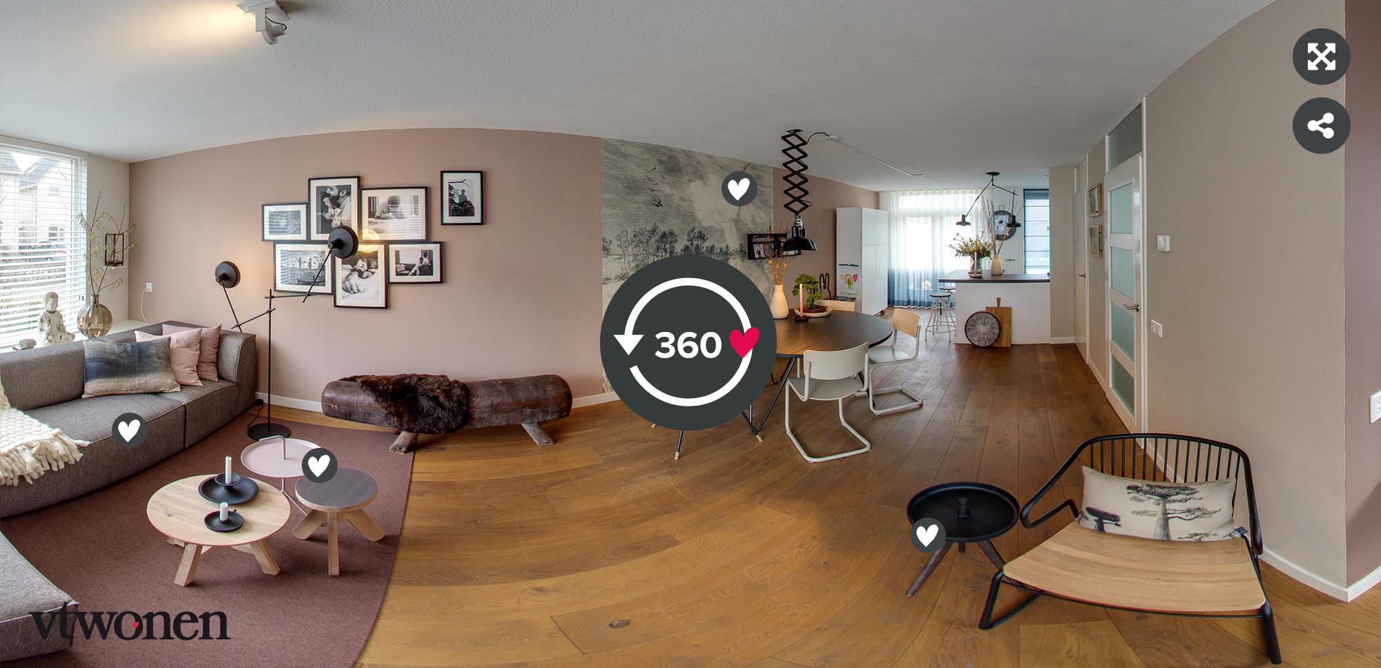 360 graden tour