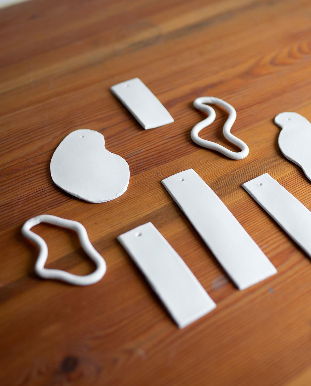 vtwonen | Blog My Attic DIY hanger kerst kleuren wit