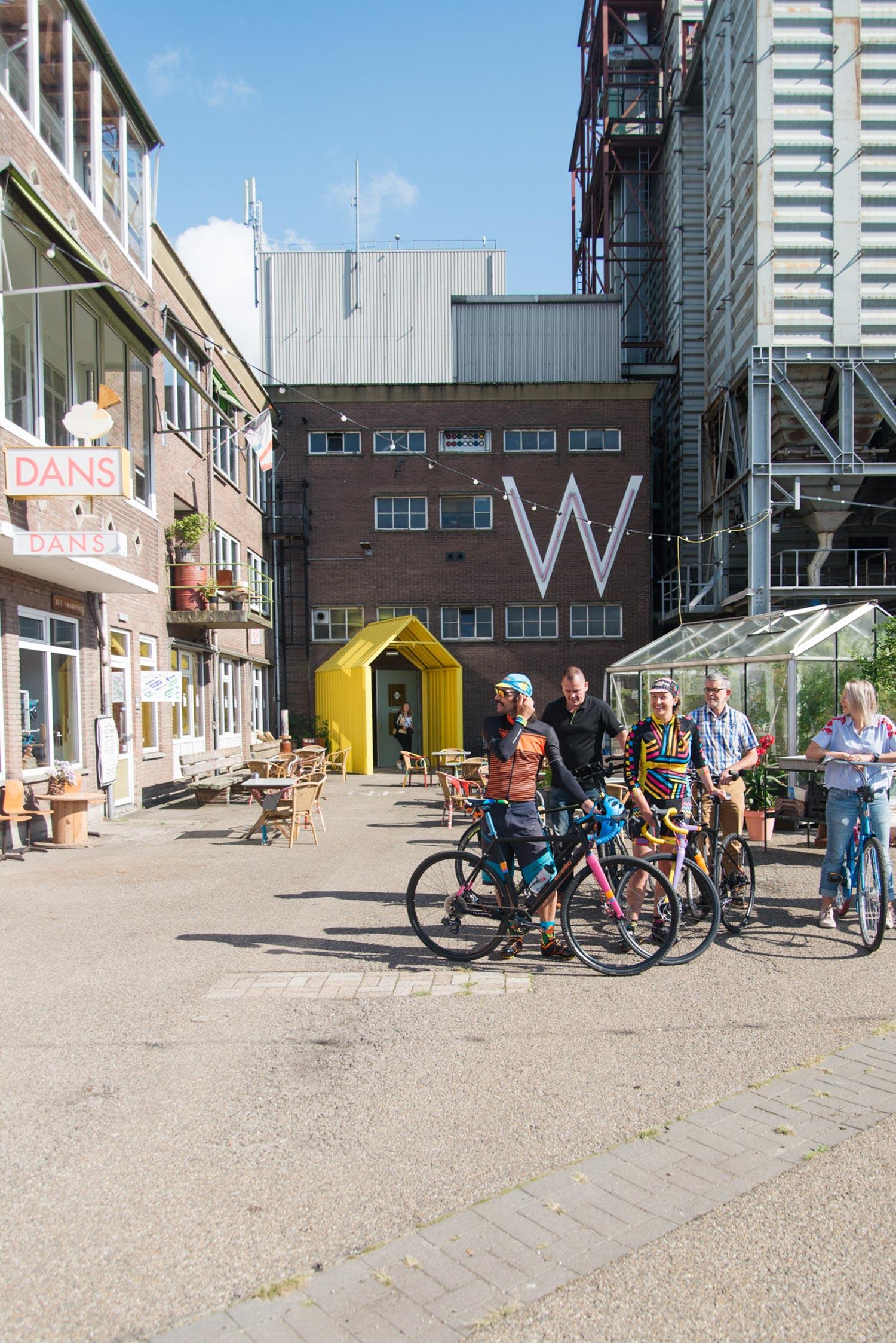 Pop-up Design fietsroute Den Bosch