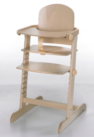 Kinderstoel van Geuther