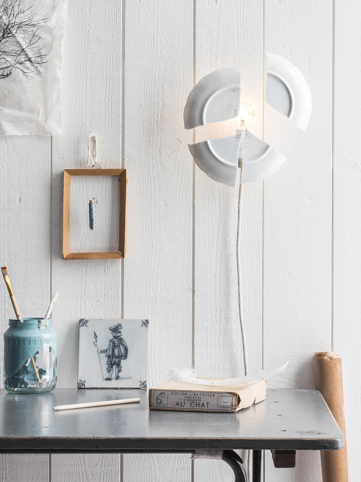 Bordlamp