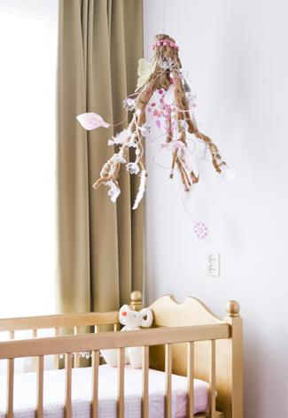 Babykamer zelfmaakideeën