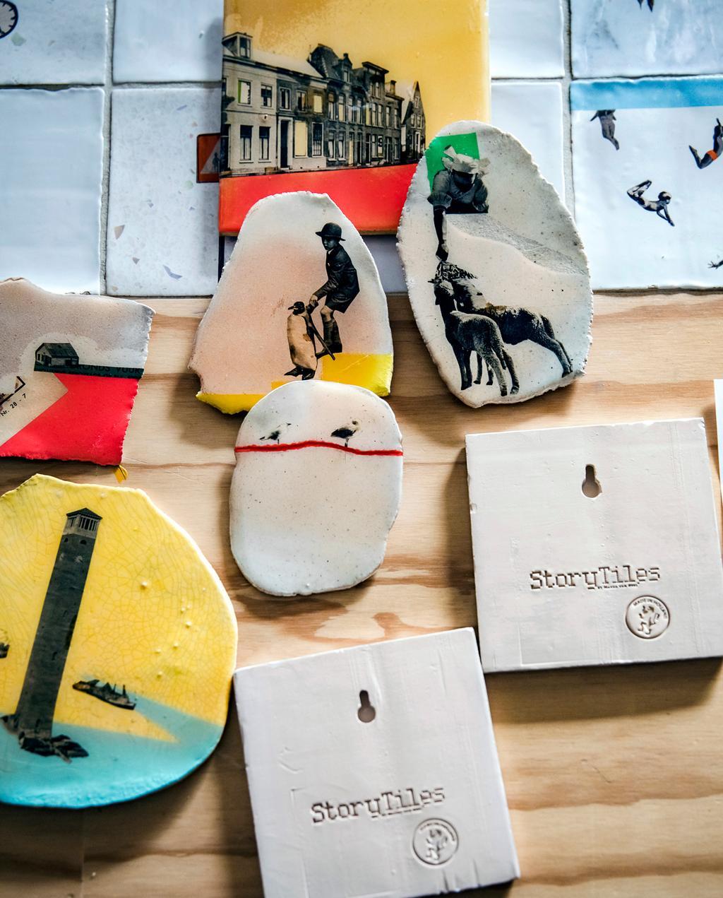 vtwonen 04-2020 | kunstwerkjes op tegels | StoryTiles