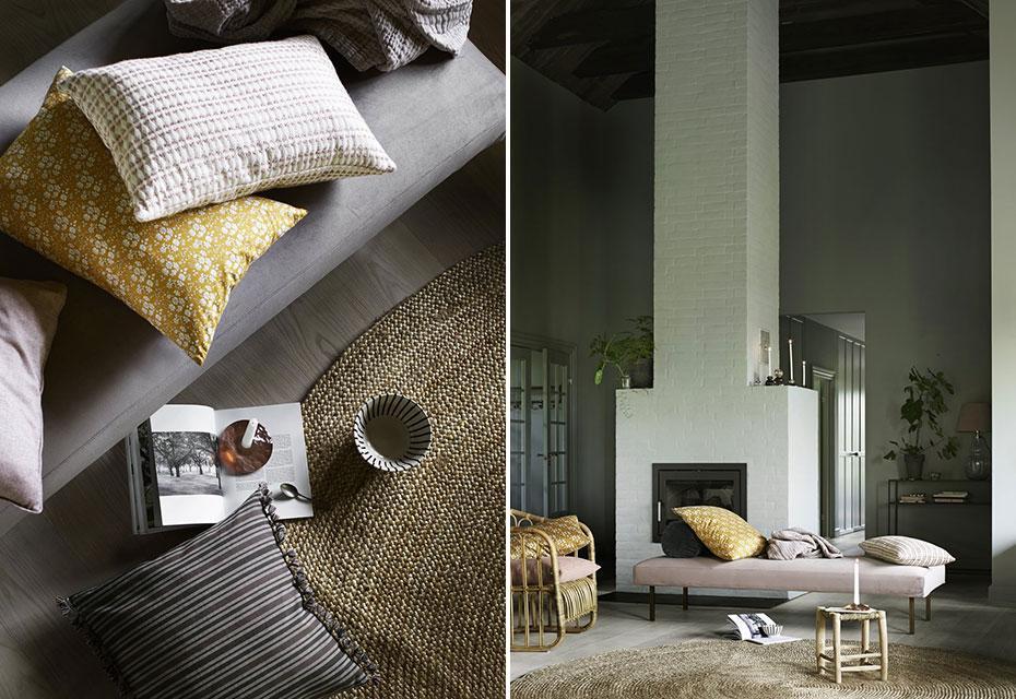 Lookbook Tine K Home Autumn/Winter - Geel - Roze - vtwonen