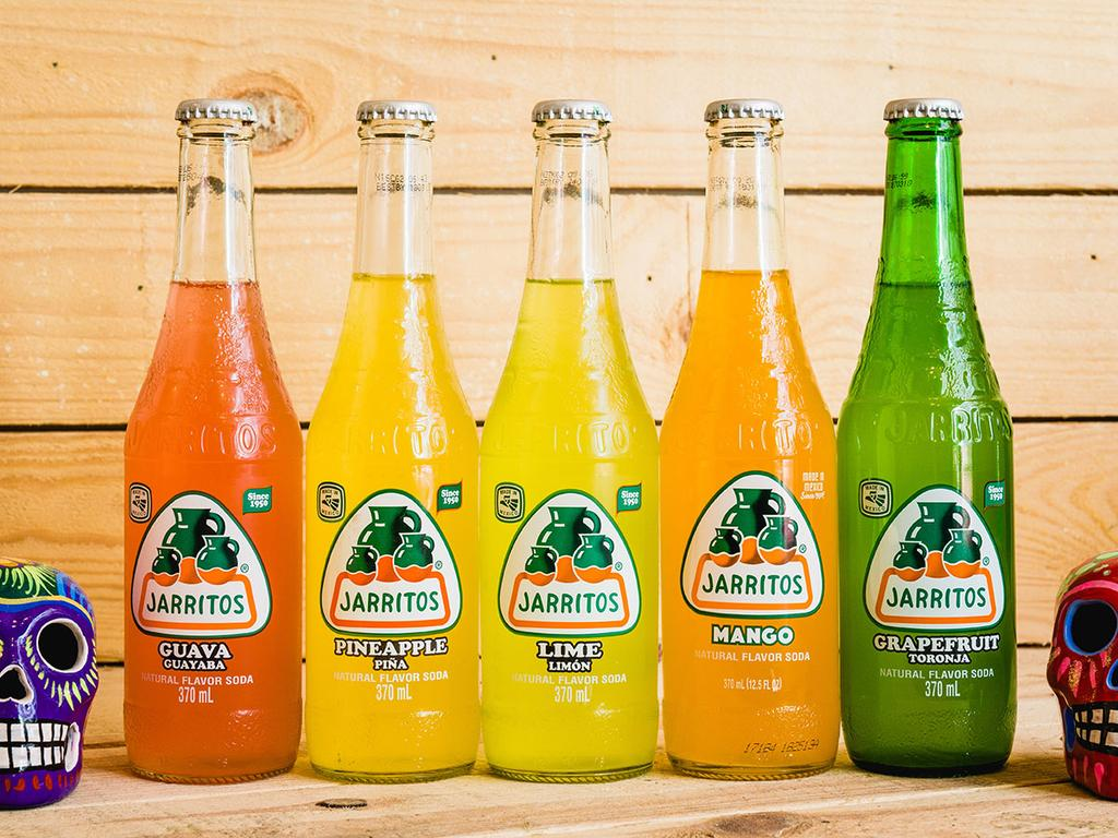 Mexicaanse drankjes bij Comida