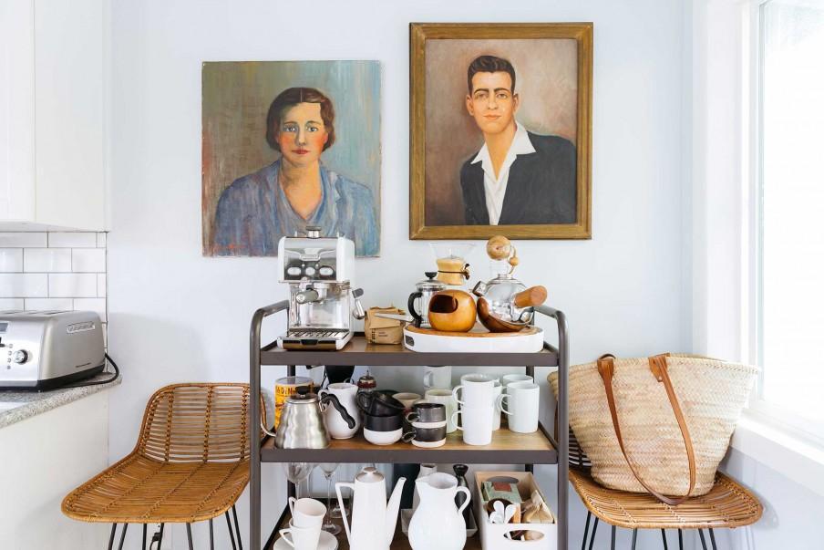 portraits cuisine