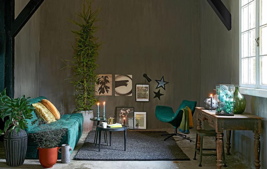 vtwonen 12-2019 | styling kerst woonkamer
