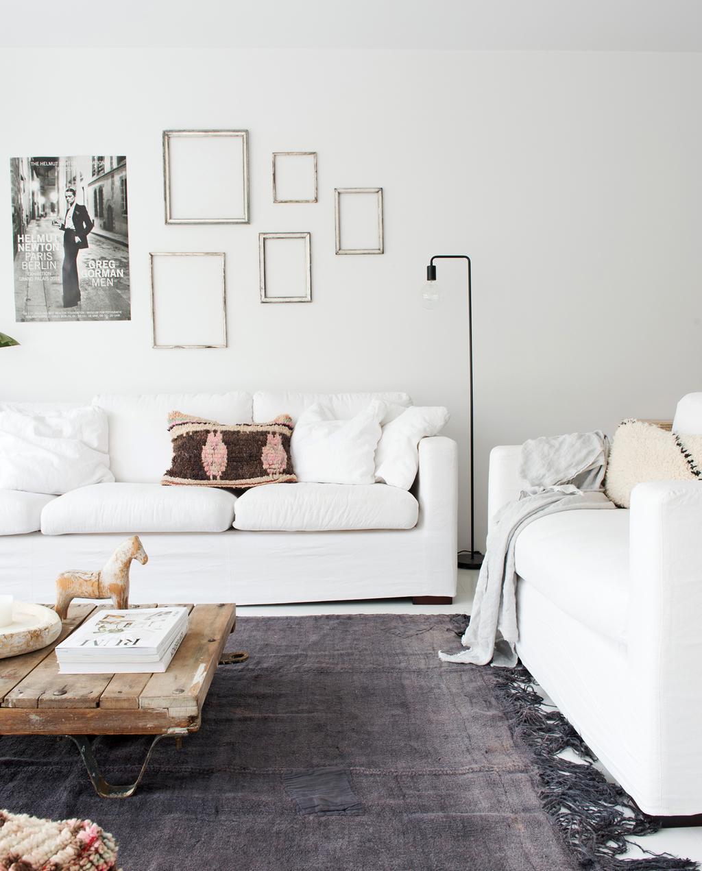 vtwonen 12-2019 binnenkijken special | vrijstaand nieuwbouwhuis in Almere woonkamer