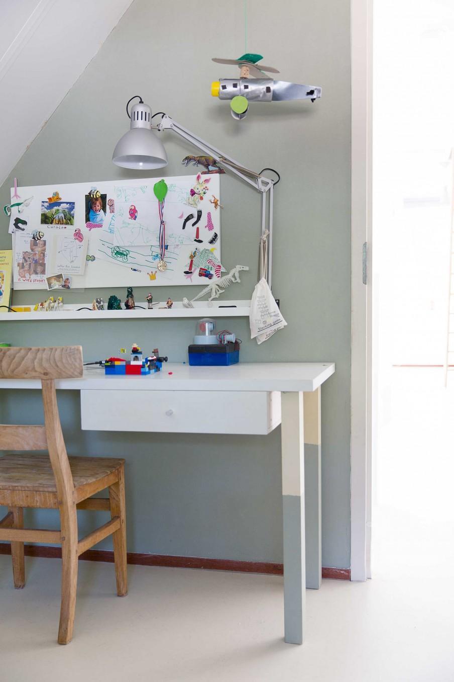 chambre enfant bureau