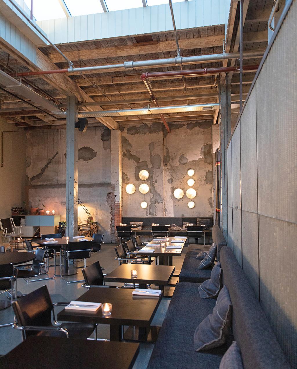vtwonen 04-2020 | Zagerij restaurant Utrecht