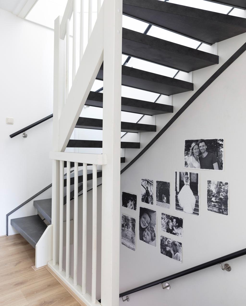 vtwonen Weer verliefd op je huis aflevering 7 seizoen 14 | Marianne in Bodegraven | ideeën voor het trapgat