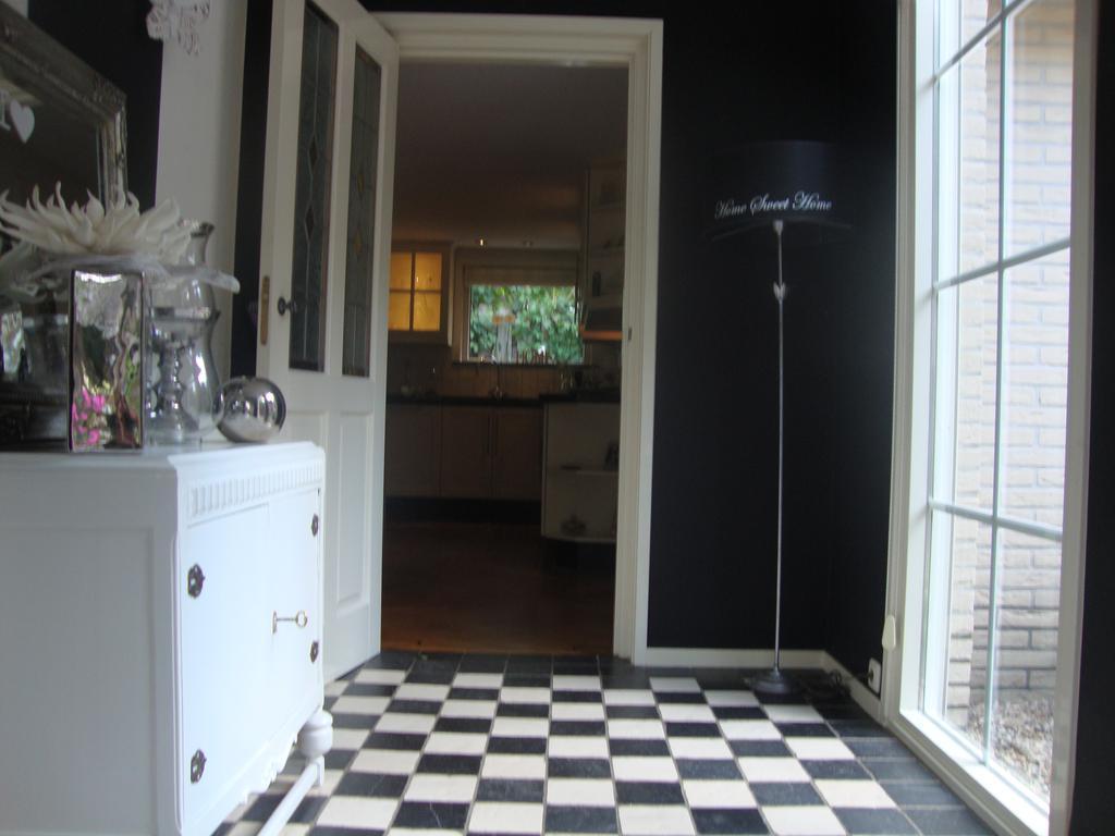 zwart-wit vloer