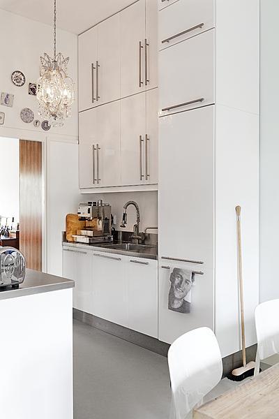kleine keuken