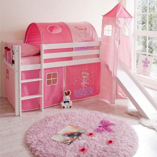 kinderkamer roze prinses