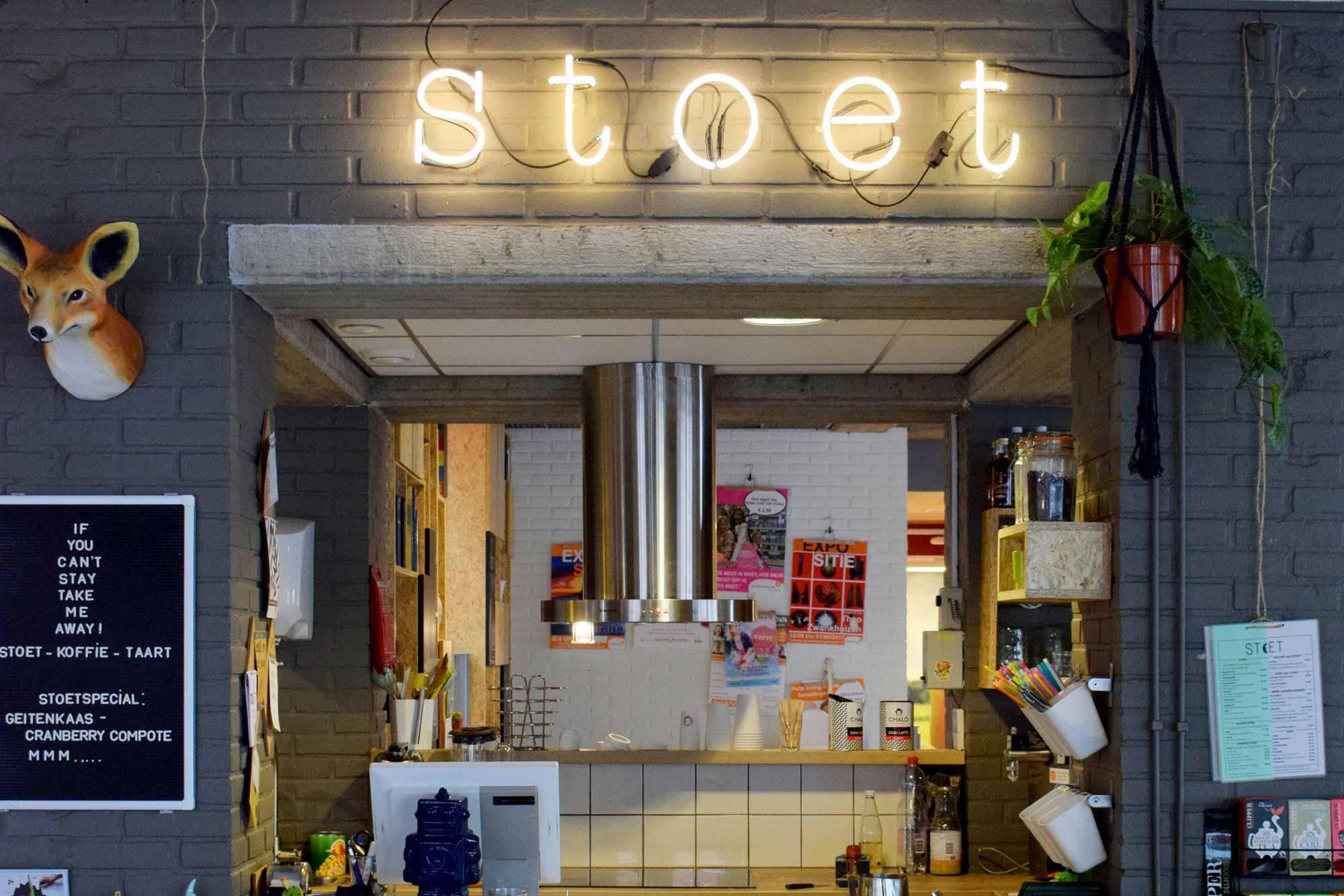 Hotspot Stoet in Enschede