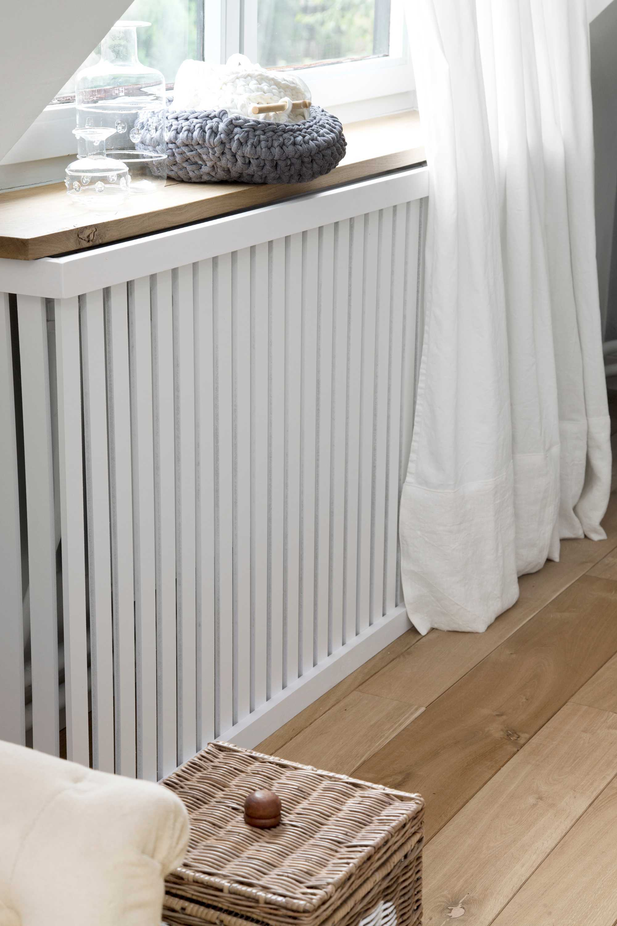 DIY radiatorkast