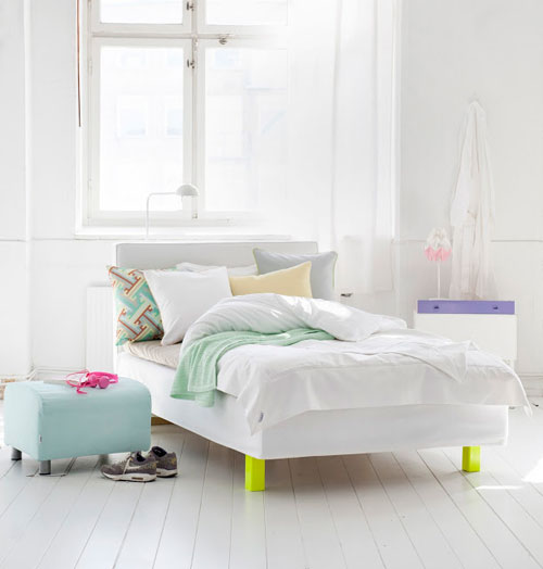 fluo bed