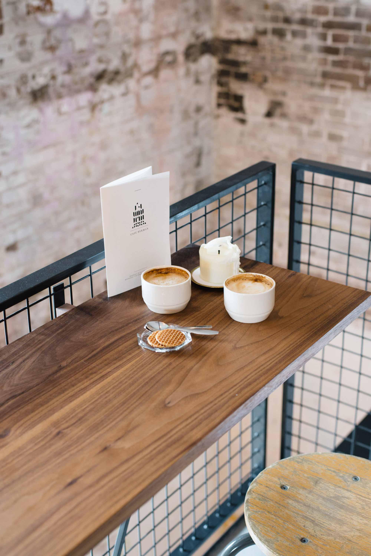 Cafe Herman koffie hotspot