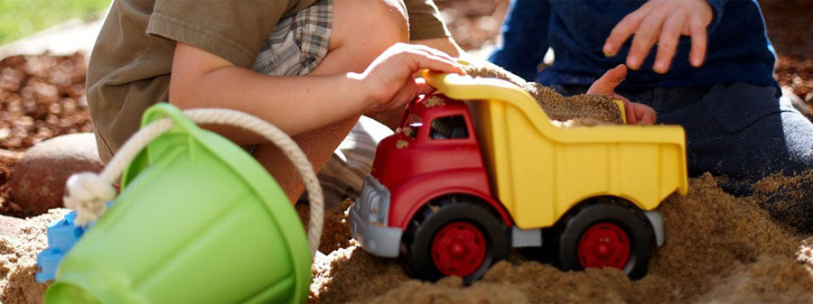 speelgoed en duurzaamheid