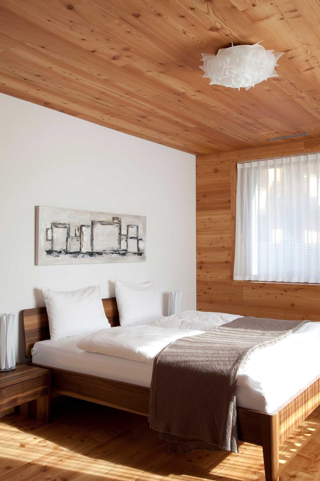 bed hout lakens