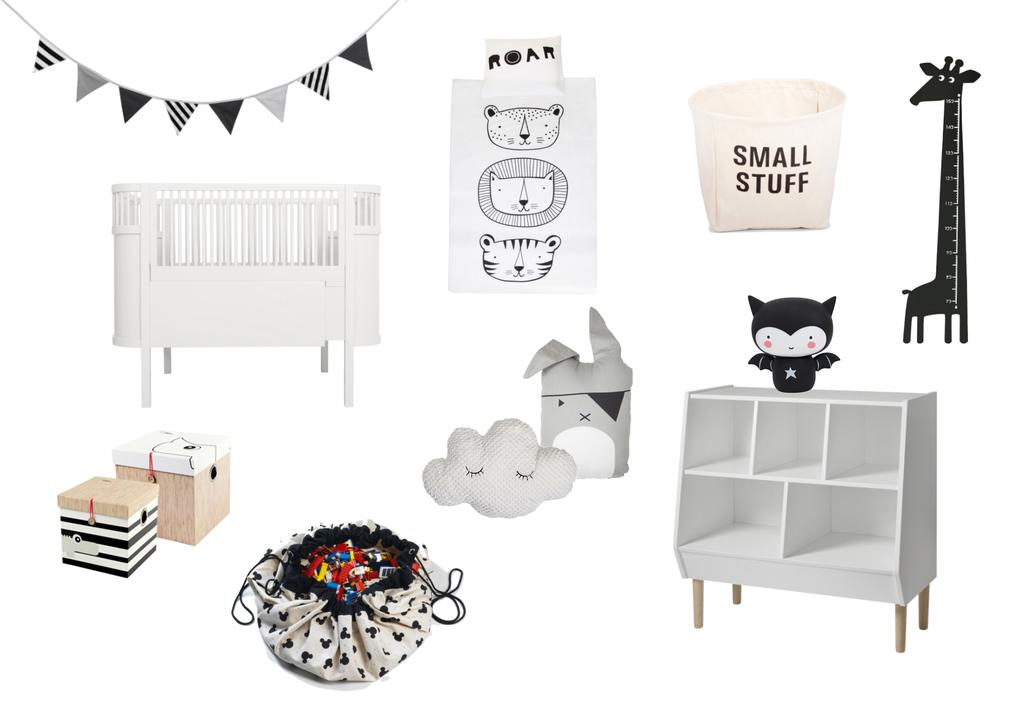 shopping-babykamer-zwart-wit