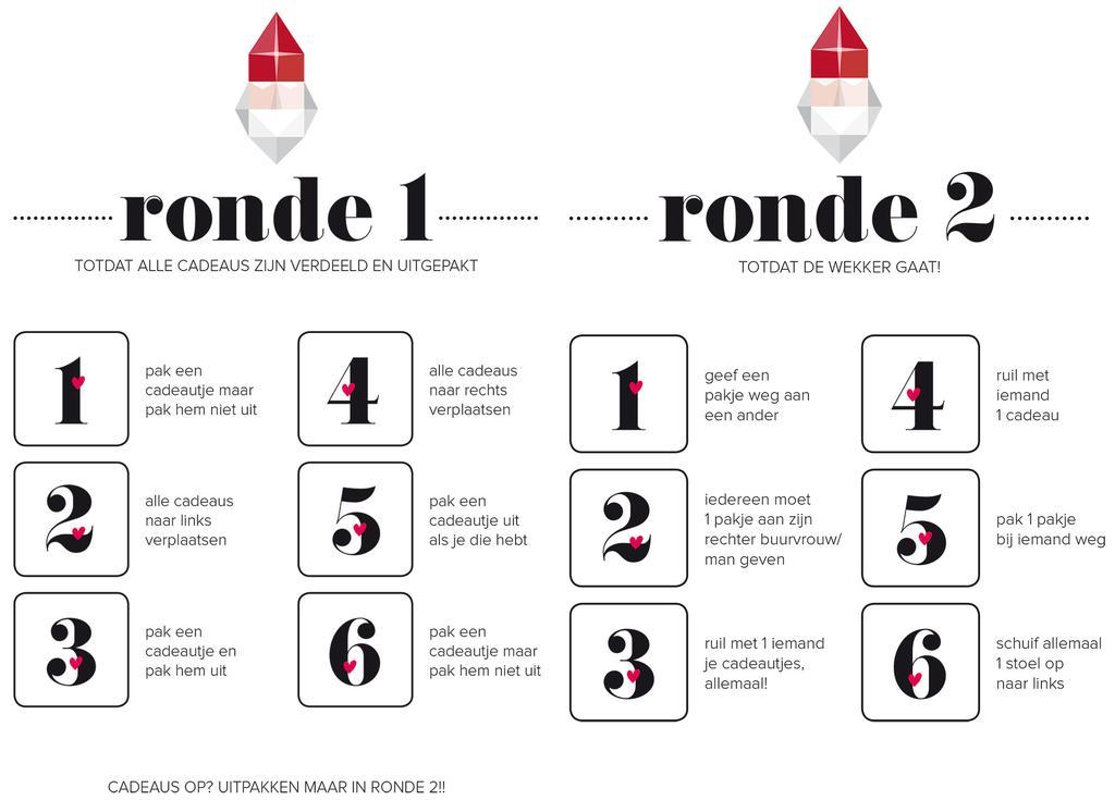 Dobbelspel: spelregels - Sinterklaas - vtwonen
