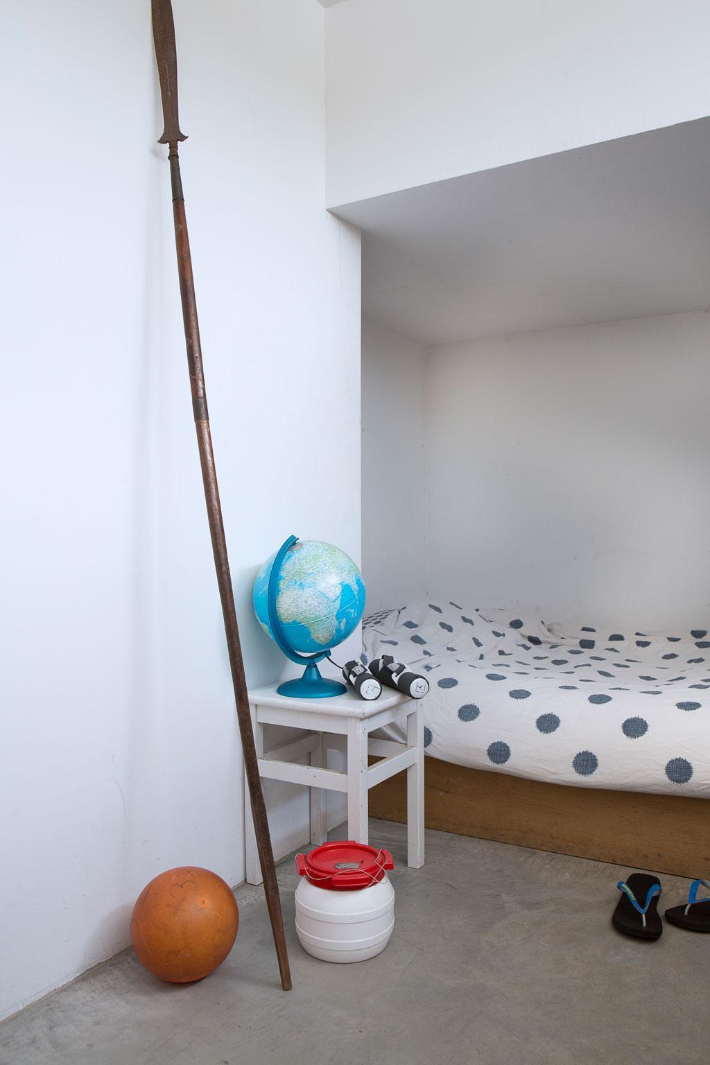 ingebouwd bed