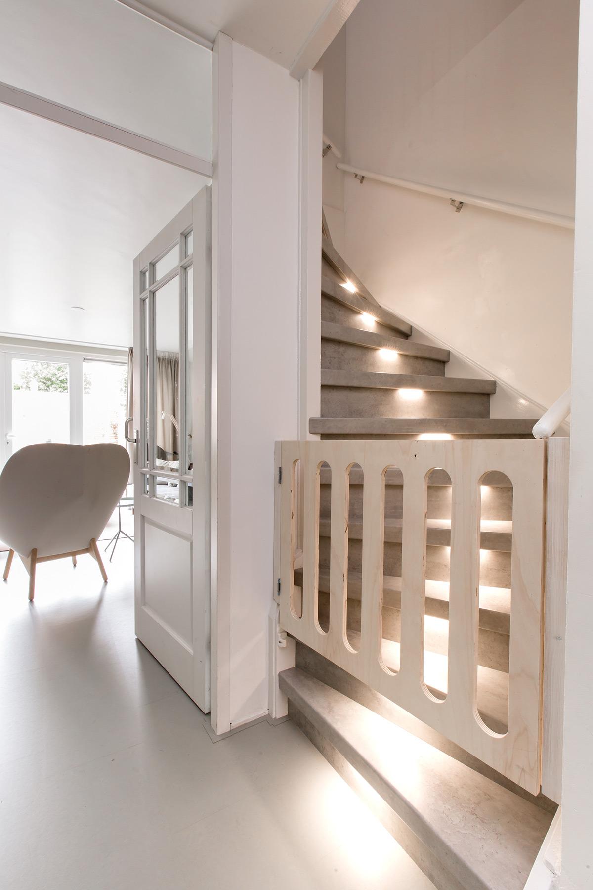 kindvriendelijke trap Upstairs