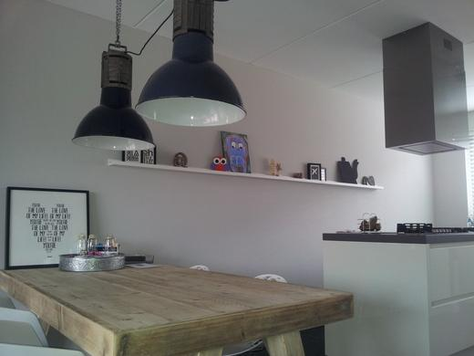 lampen en kookeiland daphne