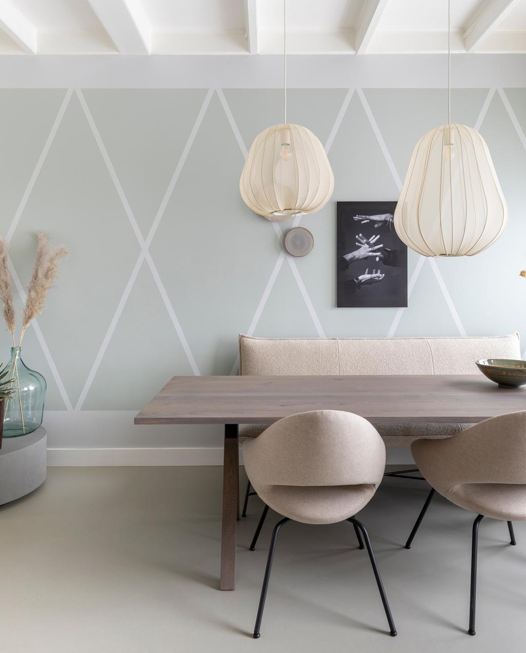 vtwonen weer verliefd op je huis | aflevering 9 seizoen 13 | Marianne in Haarlem | houten tafelblad onderhouden