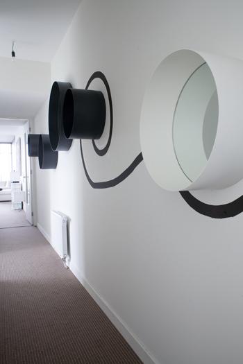 spiegel gang