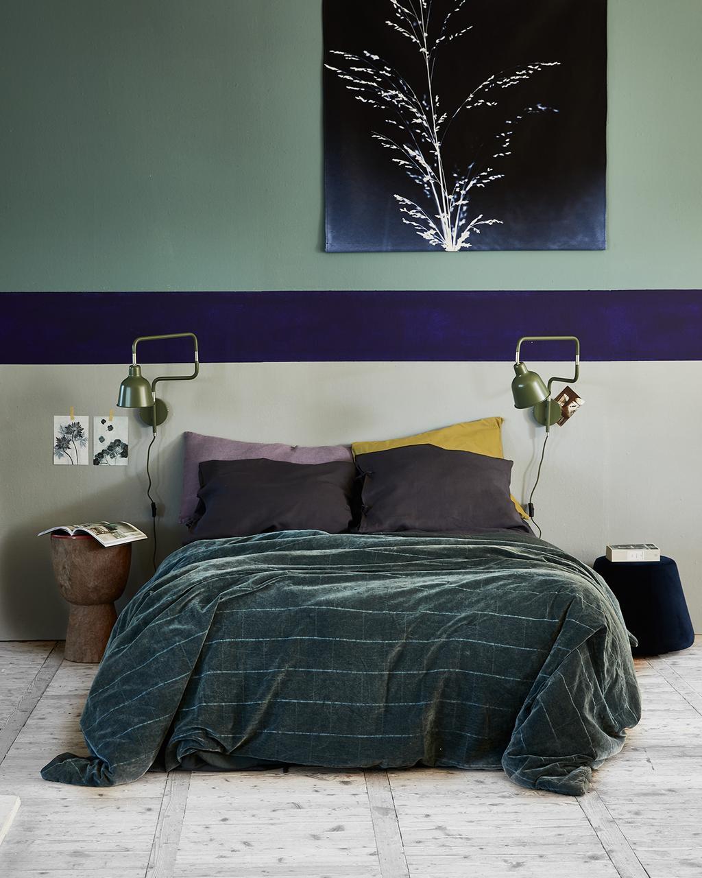 vtwonen styling editie 6 helder en fris slaapkamer