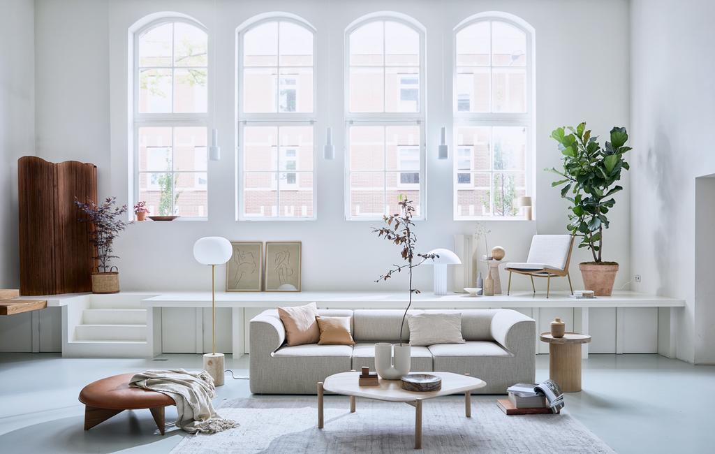 vtwonen 08-2020 | styling Scandinavisch wonen woonkamer