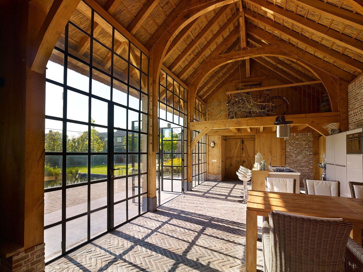 vt wonen&design beurs wintertuin exclusive steel