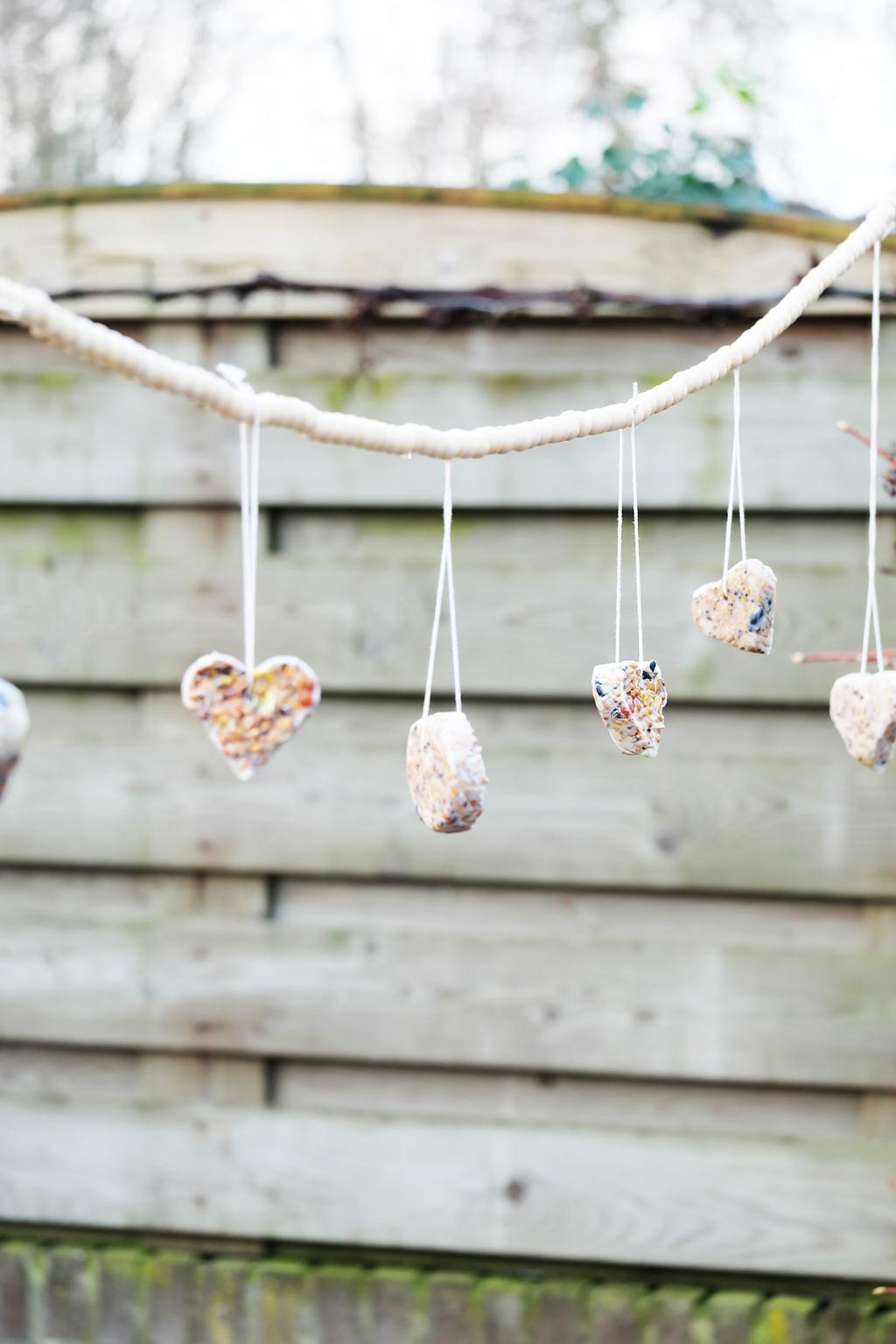 DIY vogel hanger blogger Kristel