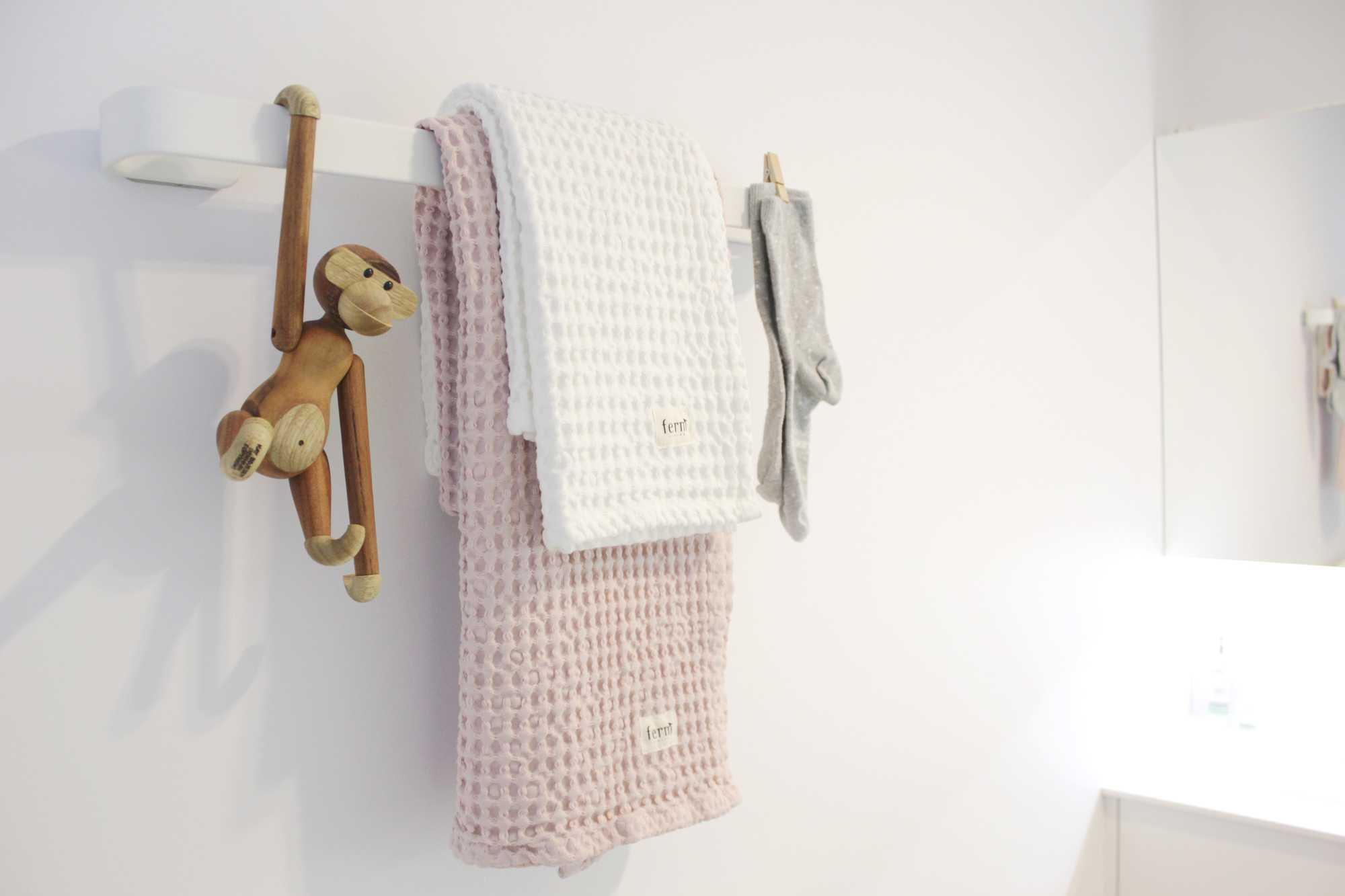 handdoeken kapstok