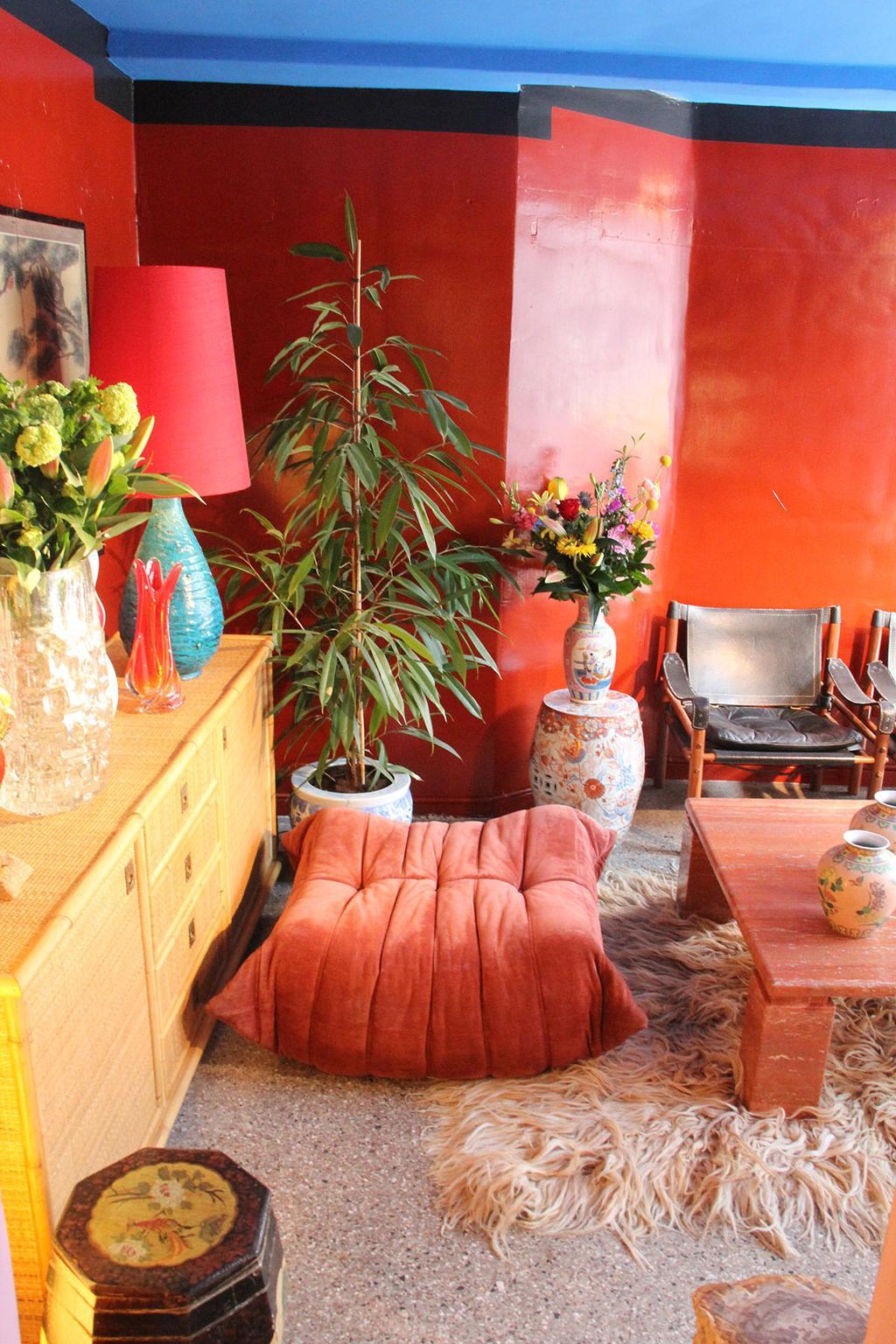Interieurwinkel Paulette in 't Stad in Antwerpen