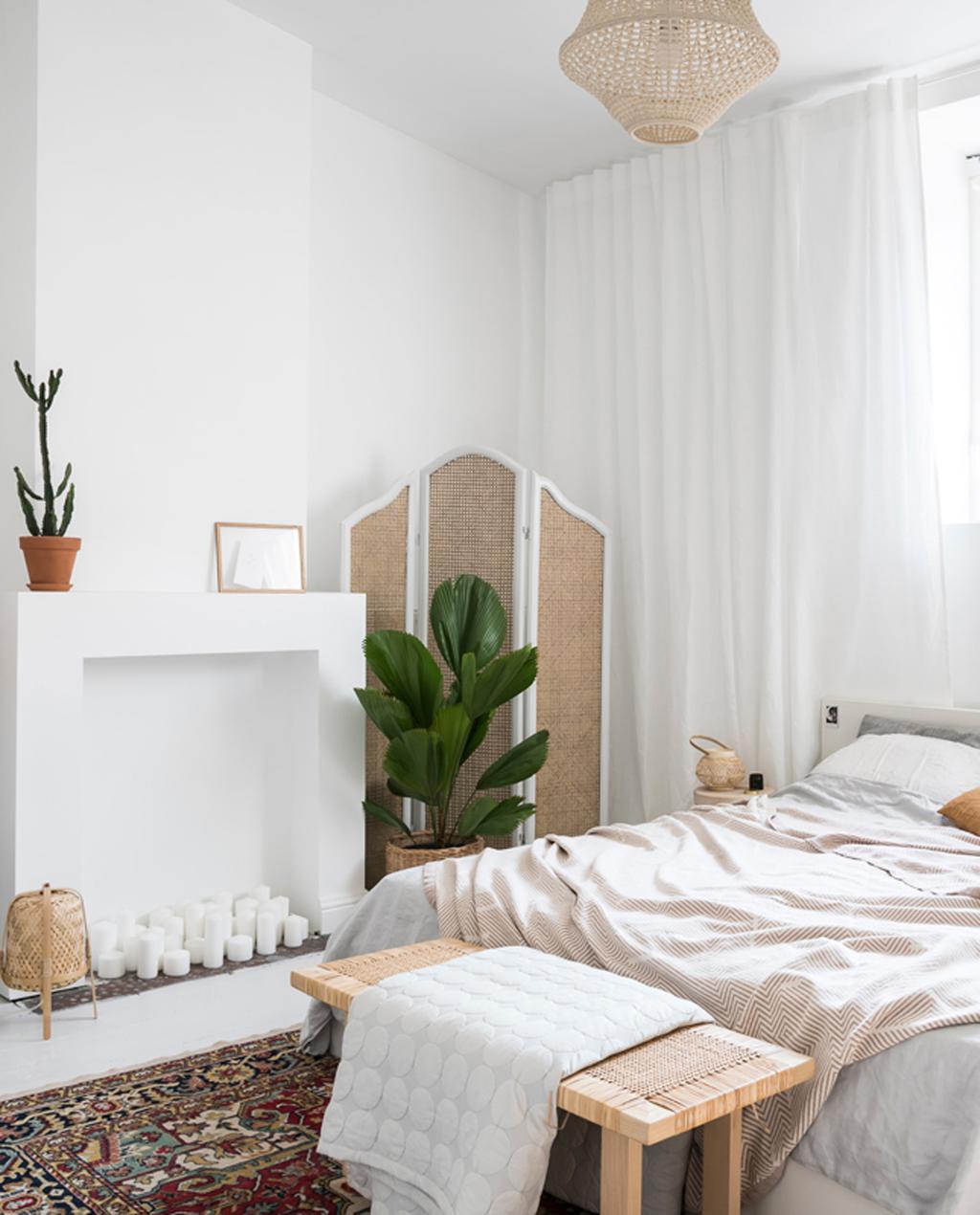vtwonen 13 | Binnenkijken in een burgerwoning in Antwerpen slaapkamer