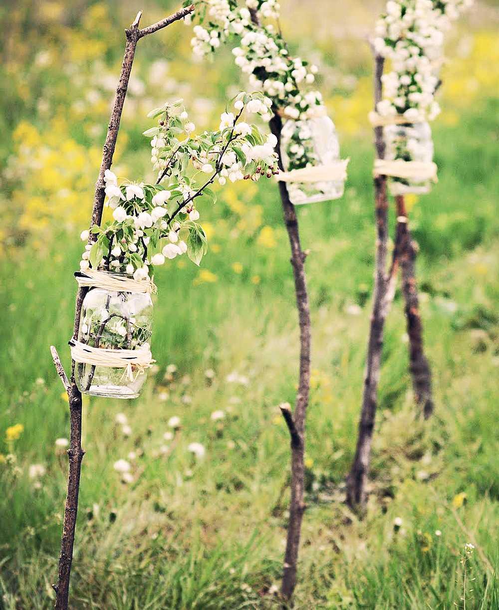 stokbloemen voor tuinfeest
