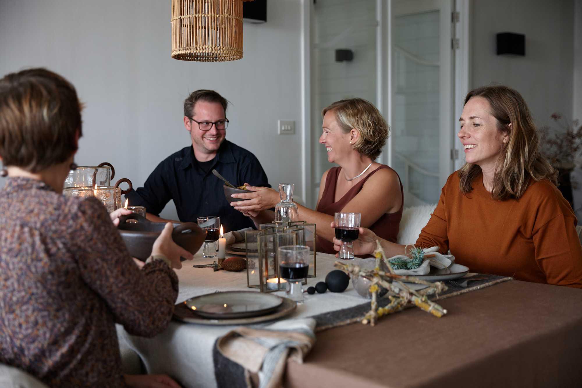 kerstspecial kerstshoot tafelen