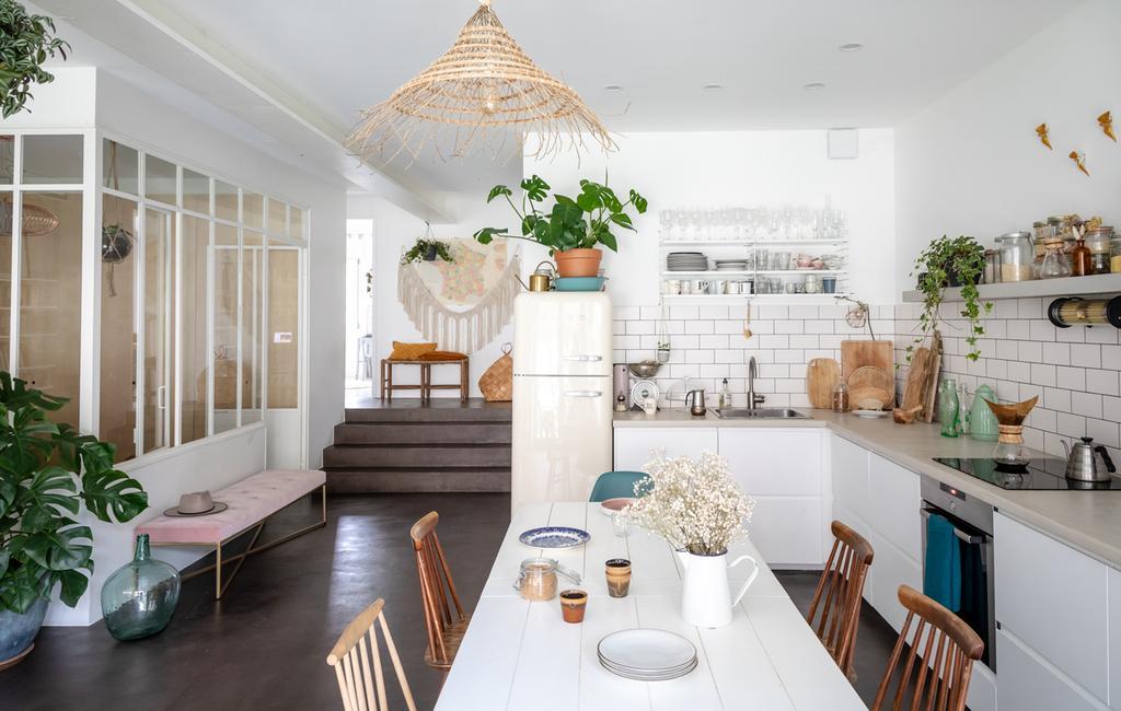 vtwonen 2-2020 | open keuken licht
