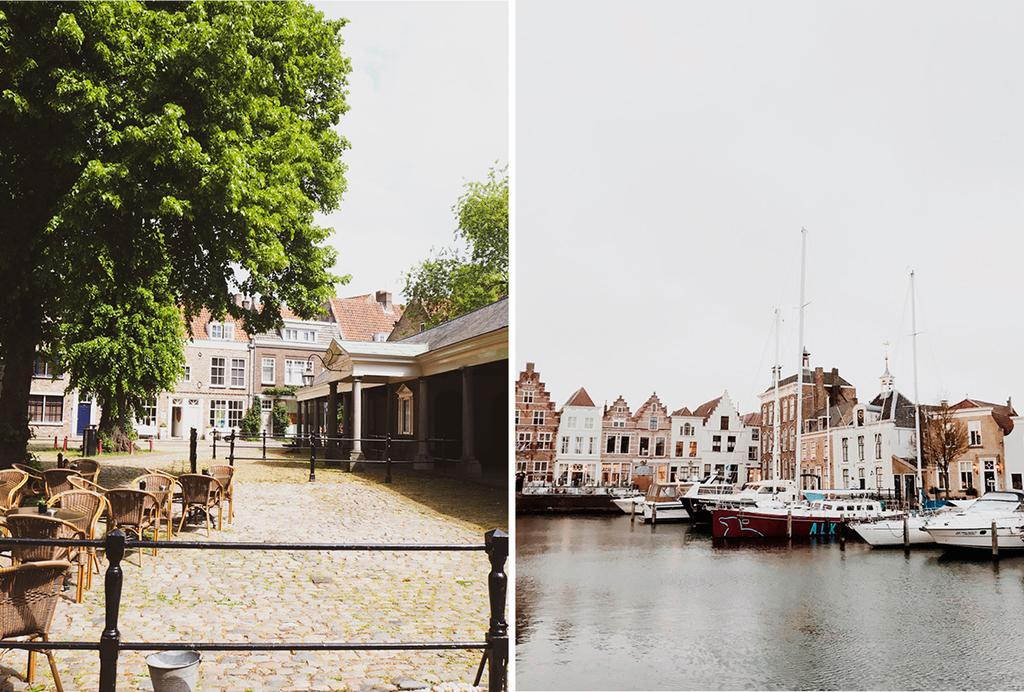 vtwonen citytrip Middelburg