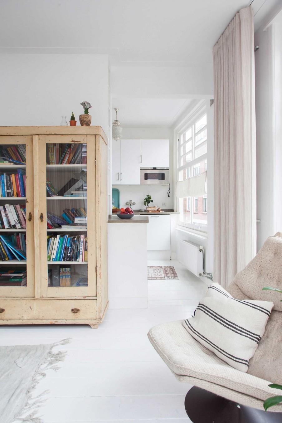 bibliotheque en bois