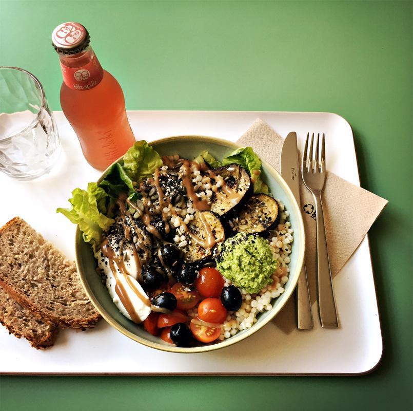 Saladegerecht van Boon in Gent