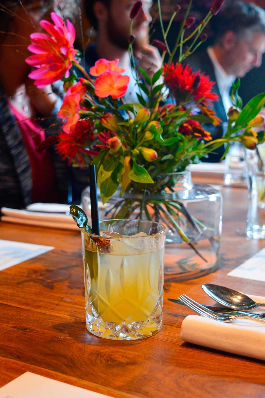 Restaurant C cocktail